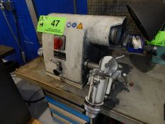 DECKEL SOE BENCH TYPE TOOL AND CUTTER GRINDER, S/N 707130