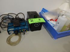 SEMECO SEMMATIC 2200 PACKAGING AND APPLICATION SYSTEM WITH SUPPLIES, S/N N/A