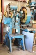 BLOW MECHANICAL OBI PUNCH PRESS, S/N: 4-7-E1 (CI) [RIGGING FEES FOR LOT# 1 - $500 PLUS APPLICABLE