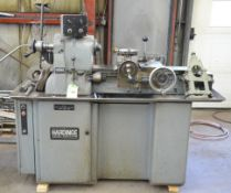 HARDINGE HC AUTOMATIC TURRET LATHE WITH STEADY RESTS, S/N: CH-4240-F (CI) [RIGGING FEES FOR LOT# 3 -