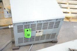 REX 34KVA/590-220-127V/3PH/60HZ TRANSFORMER, S/N N/A (CI) [RIGGING FEES FOR LOT# 20 - $150 PLUS