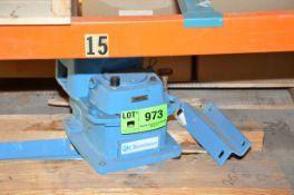 LOT/ SKID WITH CONTENTS - CHEMINEER MIXER AGITATOR GEARBOX