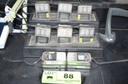LOT/ ITX DIGITAL GAS MONITORS WITH CHARGING STAND [RIGGING FEE FOR LOT #88 - $25 USD PLUS APPLICABLE