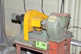STURTEVANT MILL SAMPLE GRINDER, S/N N/A