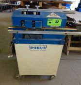 D-BUR-R 131 ELECTRIC DE-BURRING MACHINE S/N: 3264 (CI) [RIGGING FEES FOR LOT #32 - $75 CDN PLUS