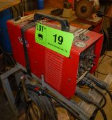 LINCOLN ELECTRIC INVERTEC V200-T TIG WELDER S/N: I2970900190