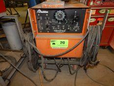 ACKLANDS N-250AC/DC/HF ARC WELDER S/N: KA757002