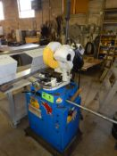 """SOCO MC-275F 10"""" COLD CUT SAW WITH SPEEDS TO 60 RPM S/N: N/A (CI) [RIGGING FEES FOR LOT #6 - $75 CDN"""