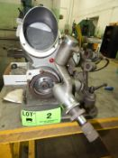 LOT/ OPTIMA TOOL CUTTER GRINDER WITH COLLETS