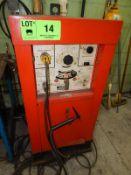 CANOX C-320A/BP AC/DC INVERT GAS TIG WELDER, S/N: CP86017 [RIGGING FEE FOR LOT #14 - $250 USD PLUS