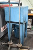AIRFLOW SYSTEMS DCH1-BI-HOPPER-PG10 1.5 HP DUST COLLECTION UNIT, S/N:1039133 (LOCATED IN WINDSOR,