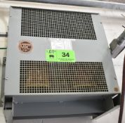 MARCUS 45KVA TRANSFORMER, S/N: 6107-513ENCL1 (LOCATED IN TORONTO, ON) (CI) [RIGGING FEE FOR LOT #