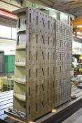 """SET OF (2) 84""""X36"""" HEAVY DUTY ANGLE PLATES, S/N: N/A (LOCATED IN WINDSOR, ON) (CI)"""