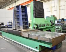 """TARUS TPTCGD508S 3 AXIS CNC TABLE-TYPE GUN DRILL WITH TARUS CNC CONTROL, 60"""" X 96"""" TABLE, TRAVELS: X"""