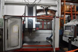 """FIDIA DIGIT 165-C1 CNC VERTICAL MACHINING CENTER WITH FIDIA C1 CNC CONTROL, 55""""X35"""" TABLE WITH"""