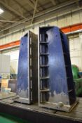 """SET OF (2) 72""""X36"""" ANGLE PLATES, S/N: N/A (LOCATED IN WINDSOR, ON) (CI)"""