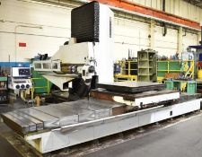 TARUS (2008) GDTTC510-6XRT-P 6 AXIS CNC DUAL SPINDLE TRAVELING COLUMN TYPE GUN DRILL WITH TARUS