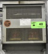 MARCUS 30KVA TRANSFORMER, S/N: 5295=308ENCL1 (LOCATED IN TORONTO, ON) (CI)