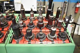 LOT/ CAT 50 TAPER TOOLING (LOCATED IN WINDSOR, ON)