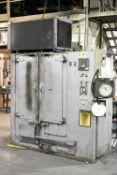 DESPATCH SPEC HAE FLOOR TYPE ELECTRIC OVEN WITH SYSCON REX C-900 DIGITAL TEMPERATURE CONTROLLER, 650