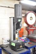 WILSON ROCKWELL 2003T HEAVY DUTY, DIGITAL BENCH TYPE HARDNESS TESTER WITH INSTRON DRO, 120V/1PH/