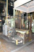 SUNBEAM WC 40-S NATURAL GAS FIRED DUAL AGITATION WASH&RINSE UNIT WITH RKC REX-C900 DIGITAL