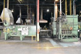 LOT/ BULK LOT - COMPLETE PRODUCTION HEAT TREAT SYSTEM CONSISTING OF LOT 32 UP TO AND INCLUDING LOT
