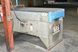 LOT/ SINGLE STAGE SBS AIR/OIL HEAT EXCHANGER WITH 66 PSIG MAWP @ 450 DEGREES F, COOLING FAN BANK,