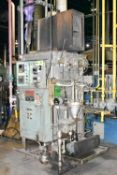 SURFACE COMBUSTION RX-12-25 NATURAL GAS FIRED ENDOTHERMIC GAS GENERATOR