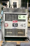 45KVA/600-240V/3PH/60HZ TRANSFORMER, S/N: 535-587