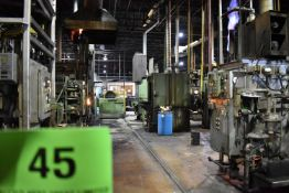 LOT/ BULK LOT - COMPLETE PRODUCTION HEAT TREAT SYSTEM CONSISTING OF LOT 45 UP TO AND INCLUDING LOT