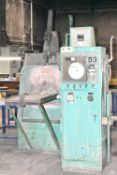 IPSEN D-300E DOUBLE ENDED ELECTRIC TEMPER FURNACE WITH SYSCON REX C-900 DIGITAL TEMPERATURE
