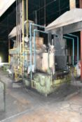 IPSEN T9-1350-AEMS NATURAL GAS FIRED CONTROLLED ATMOSPHERE INTERNAL QUENCH FURNACE WITH RKC REX-C900