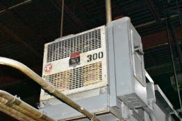 300KVA/600-480V/3PH/60HZ TRANSFORMER, S/N: N/A