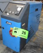 SHINI (2007) STM-910WE2 DIGITAL PORTABLE MOLD TEMPERATURE CONTROLLER WITH OMRON DIGITAL
