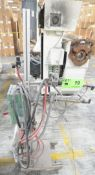 """MFG UNKNOWN PORTABLE WELDER WITH 12"""" THROAT, S/N N/A (S-4168) [RIGGING FEE FOR LOT #19 - $25 USD"""