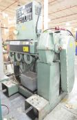 """DAVIS STANDARD DS-20 2"""" SINGLE SCREW PORTABLE EXTRUDER WITH 48"""" AIR COOLED BARREL, (3) ZONE"""