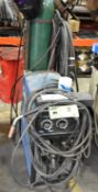 MILLERMATIC 250 MIG WELDER WITH CABLES AND GUN, S/N: KJ028052 [RIGGING FEE FOR LOT #3 - $50 CAD PLUS