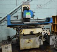 """PROTH PSGS 550-AH HYDRAULIC SURFACE GRINDER WITH 20""""X10"""" ELECTROMAGNETIC CHUCK, 12"""" WHEEL,"""