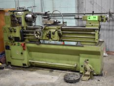 """YAM YAM-10000 GAP BED ENGINE LATHE WITH 16"""" SWING OVER BED, 38"""" BETWEEN CENTERS, 1-3/4"""" BORE SIZE,"""