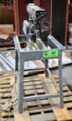 """DELTA 10"""" RADIAL ARM SAW, S/N: 94E91300"""