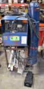 MILLER DIALARC HF WELDER WITH CABLES AND GUN, S/N: JH189180 [RIGGING FEE FOR LOT #2 - $50 CAD PLUS