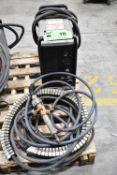 HYPERTHERM POWERMAX 1000 G SERIES PLASMA CUTTER, S/N: 1000-002971