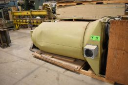 MURPHY BAG-TYPE DUST COLLECTOR, S/N: N/A [RIGGING FEE FOR LOT #52 - $100 CDN PLUS APPLICABLE TAXES]