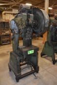 """ROUSSELLE #3 OBI PUNCH PRESS WITH 14""""X20"""" BED, 8.5""""X6"""" RAM, S/N: N/A [RIGGING FEE FOR LOT #15 - $300"""