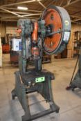 """BROWN BOGGS 14LW OBI PUNCH PRESS WITH 14""""X22"""" BED, 7""""X8.5"""" RAM, S/N: N/A [RIGGING FEE FOR LOT #"""