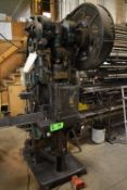 MFG UNKNOWN OBI PUNCH PRESS, S/N: N/A [RIGGING FEE FOR LOT #18 - $300 CDN PLUS APPLICABLE TAXES]