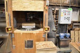 """ONSRUD WA-50AB SHAPER/ROUTERING MACHINE WITH 30"""" TURNTABLE, S/N: 7394 [RIGGING FEE FOR LOT #44 - $"""