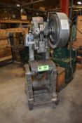 """ROUSSELLE #2 OBI PUNCH PRESS WITH 11""""X16"""" BED, 6.5""""X4.5"""" RAM, S/N: 11252 [RIGGING FEE FOR LOT #"""