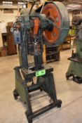 """BROWN BOGGS 13LW OBI PUNCH PRESS WITH 11.25""""X22.25"""" BED, 9""""X8"""" RAM, S/N: N/A [RIGGING FEE FOR LOT #"""